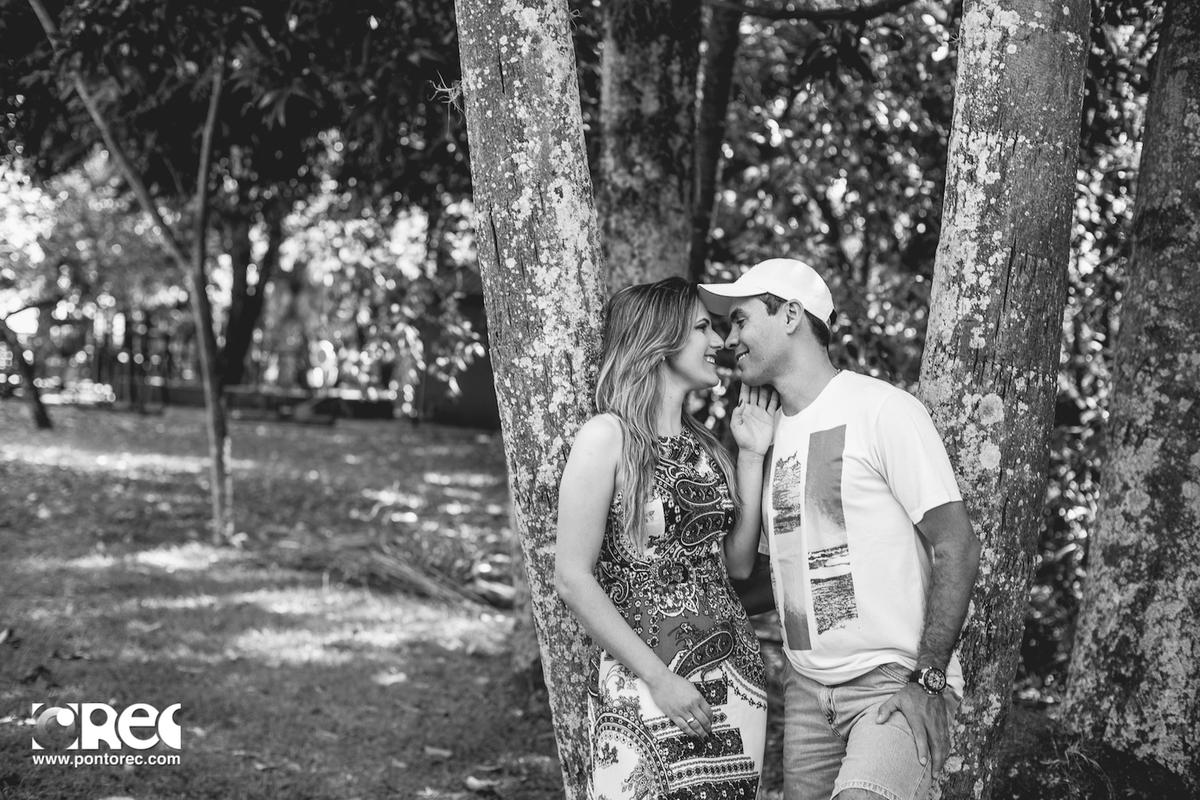Foto de Daise e Cesar