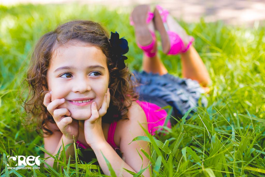 Foto de Maria e Ana Clara