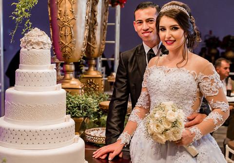 Casamentos de Adrieli e Dione