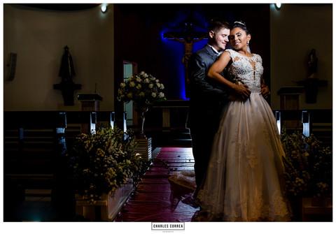 Casamentos de Jaqueline e Anderson