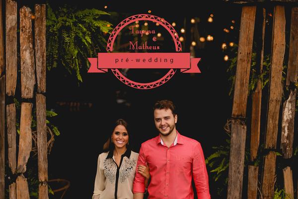 Pré-casamento de Tayana e Matheus