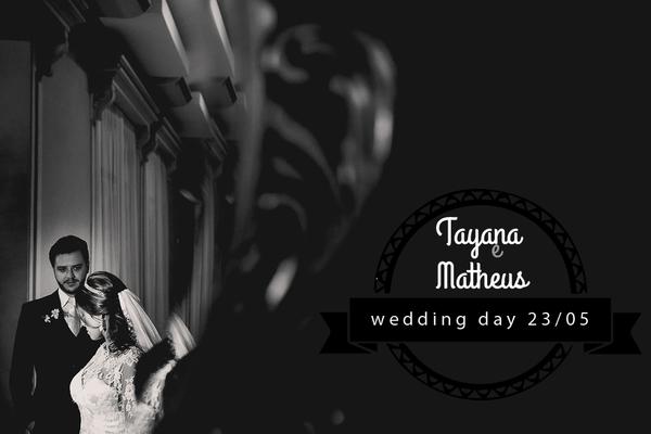 Casamento de Tayana e Matheus