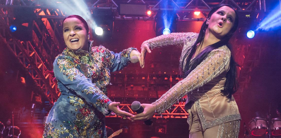 Show Maiara & Maraisa e Marília Mendonça