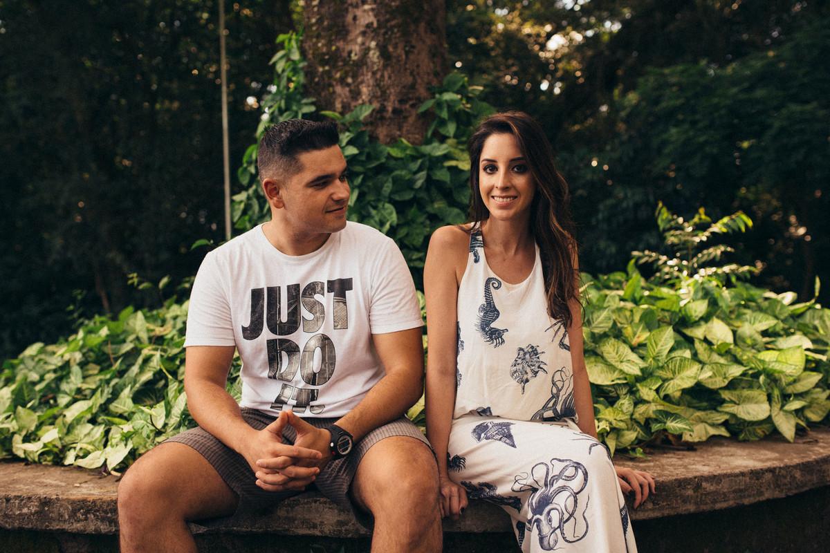 Foto de Janaína e Hugo