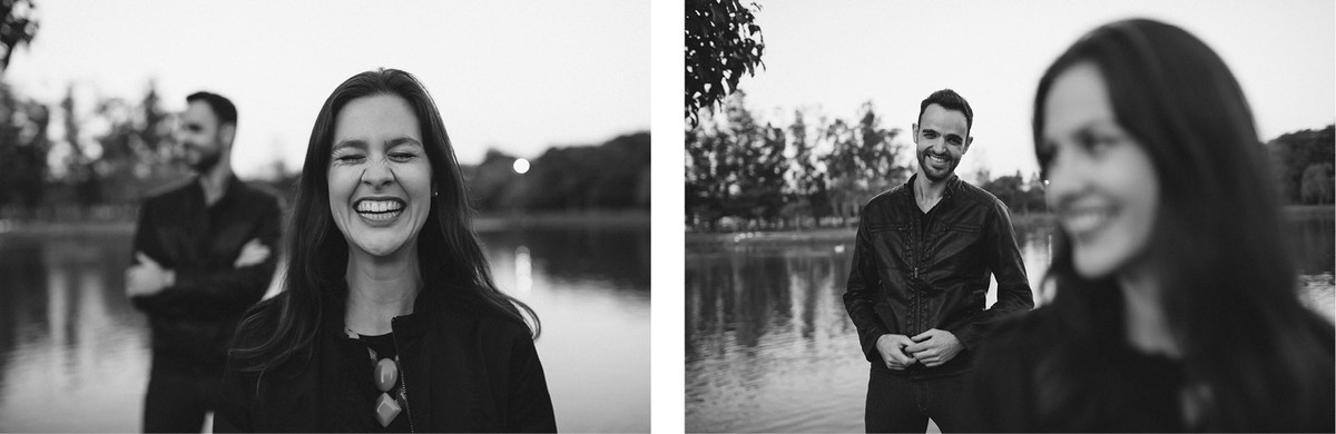 Foto de Rafaela e Julien