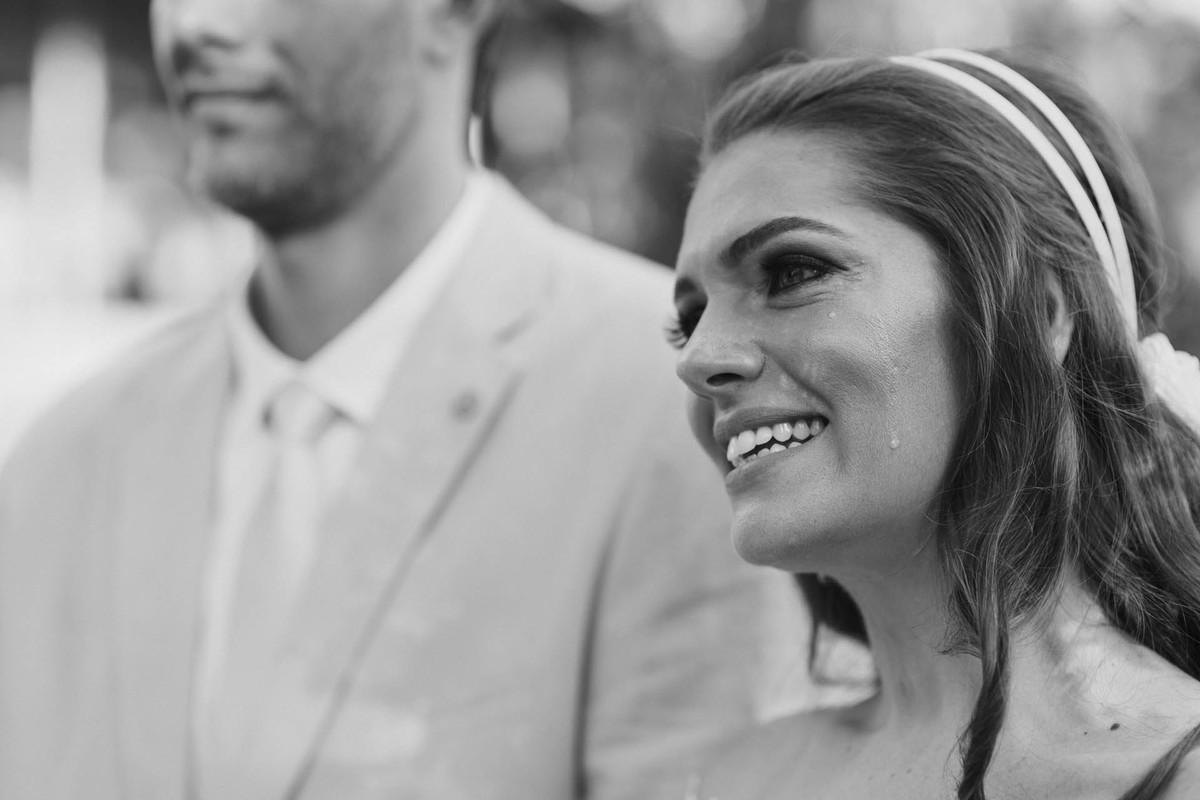 Casamento Lívia e Fernando, Campinas - SP, Quinta das Bromélias, Noiva emocionada