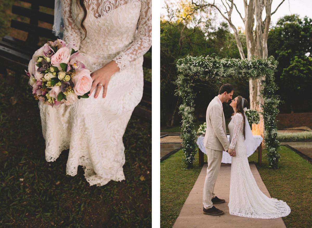 Casamento Lívia e Fernando, Campinas - SP, Quinta das Bromélias, ensaio