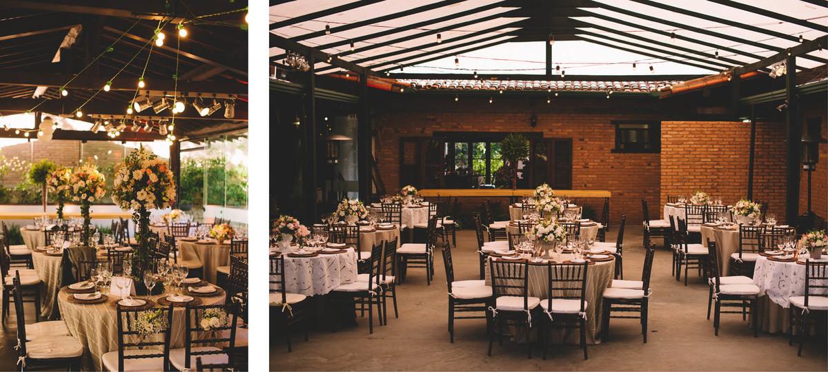 Casamento Lívia e Fernando, Campinas - SP, Quinta das Bromélias, decoração