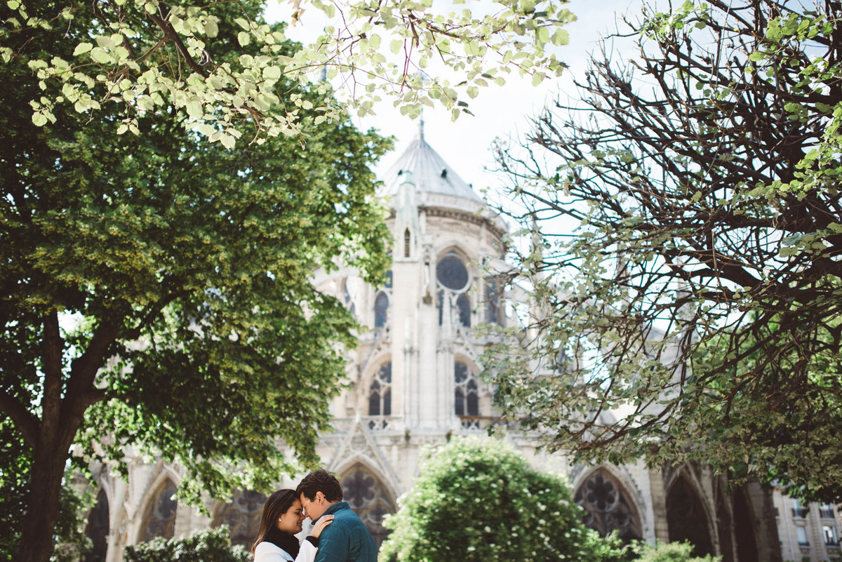 Foto de Laura e Giovanni