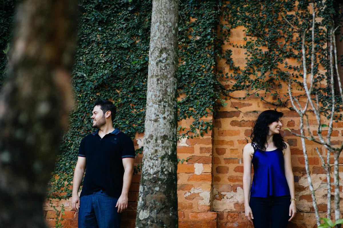 Foto de Vanessa e Fábio