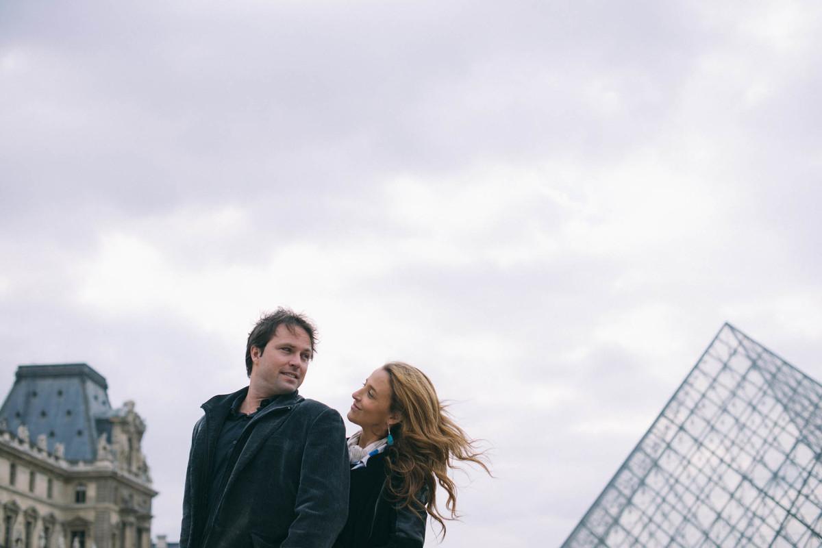 Foto de Marcella e Christian