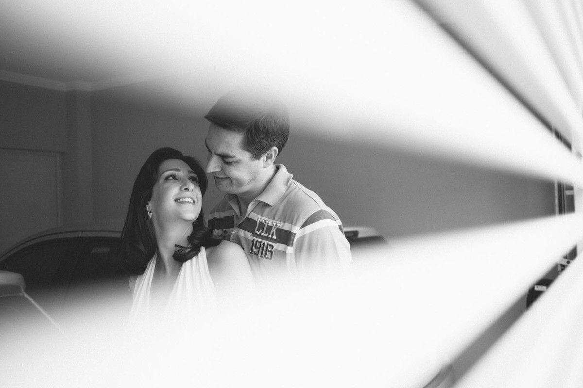Foto de Camila e Márcio