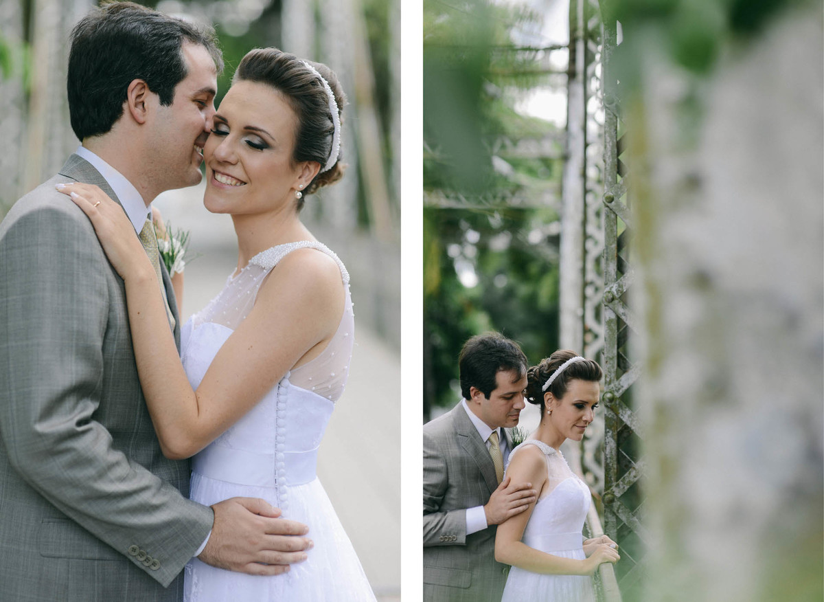 Foto de Renata e Gabriel