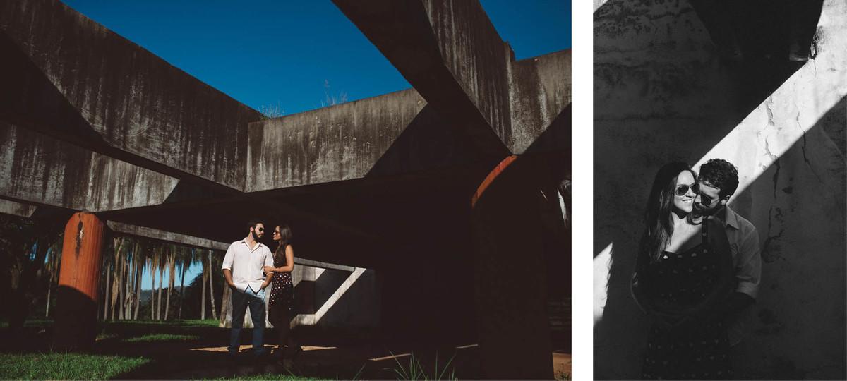 Foto de Barbara e Denis