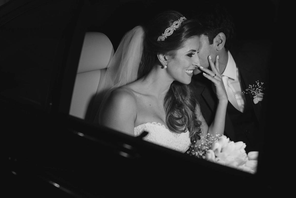 Foto de Mariana e Leonardo