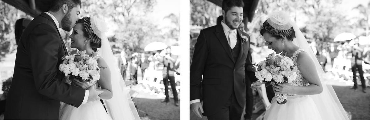 Foto de Bárbara e Marcelo