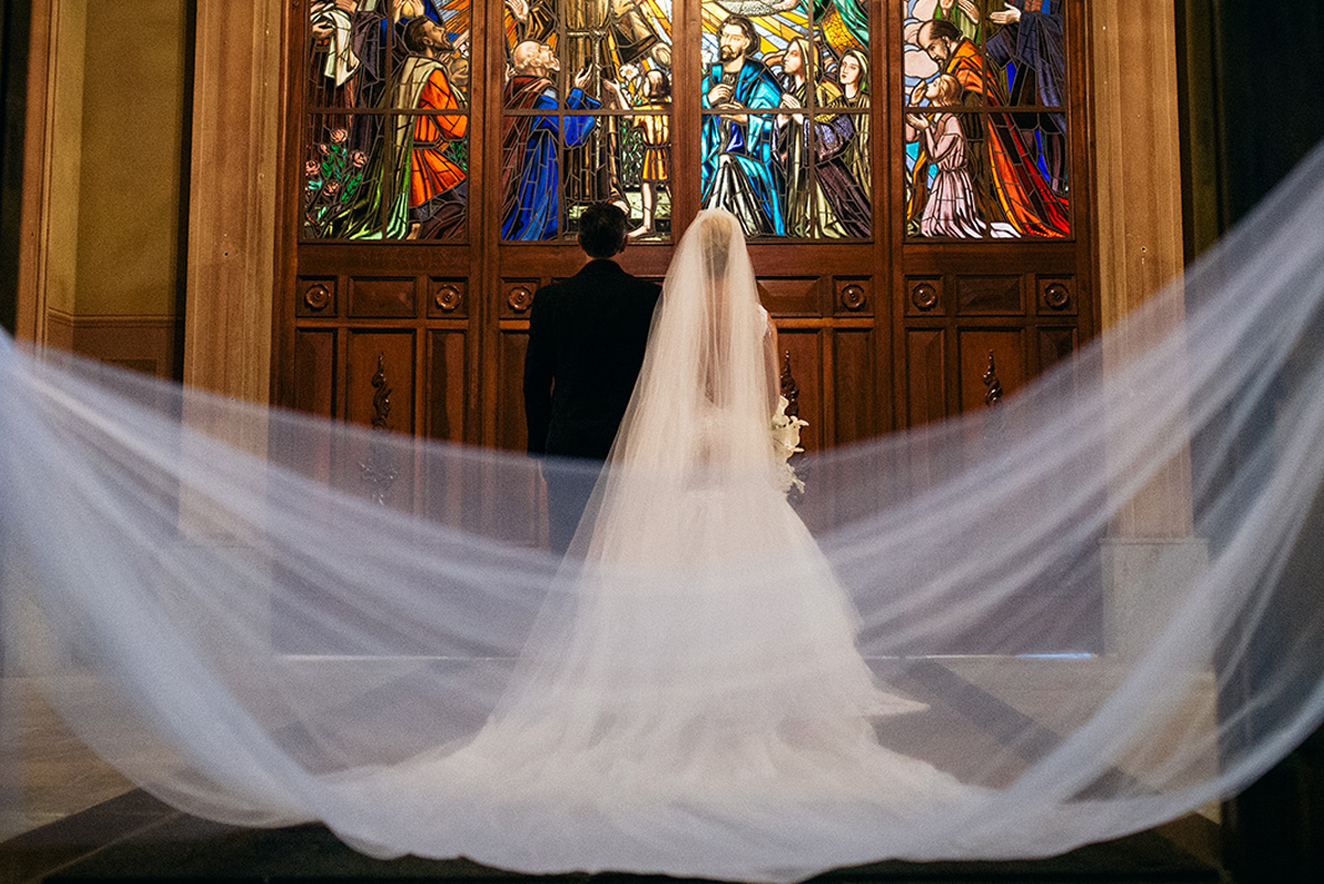 basilica santo antonio, fotografia de casamento