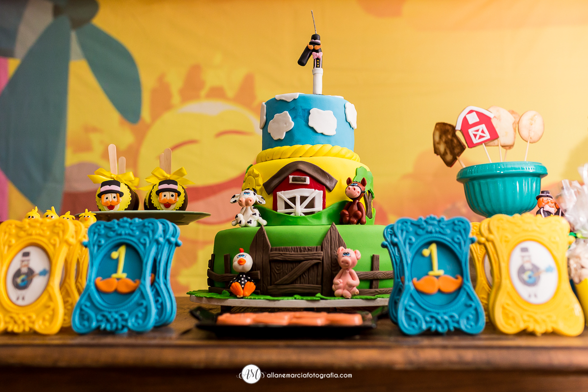 bolo do bita para festa infantil