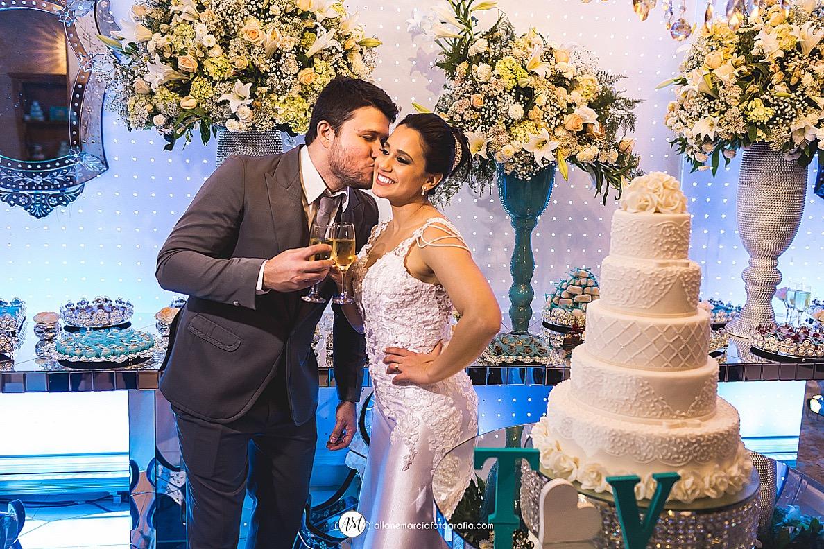 brinde em casamento