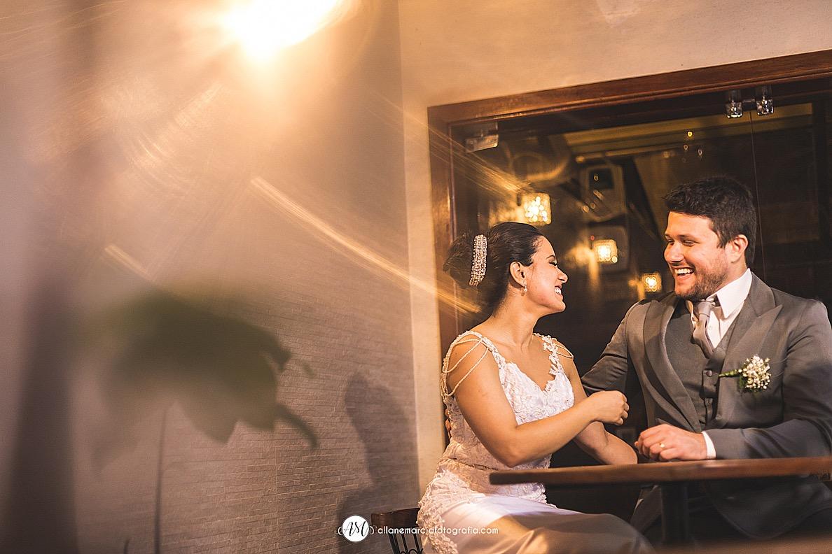 ensaio de noivos no casamento
