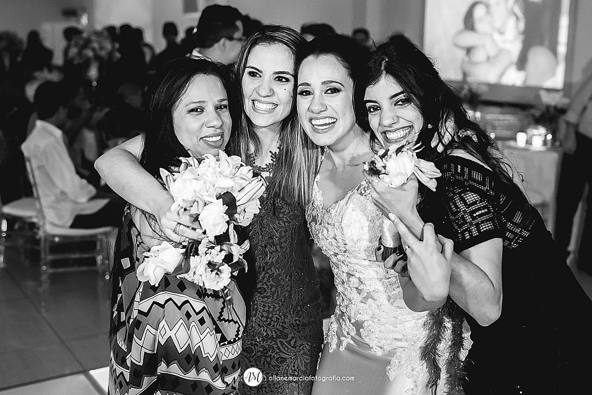amigas de noiva