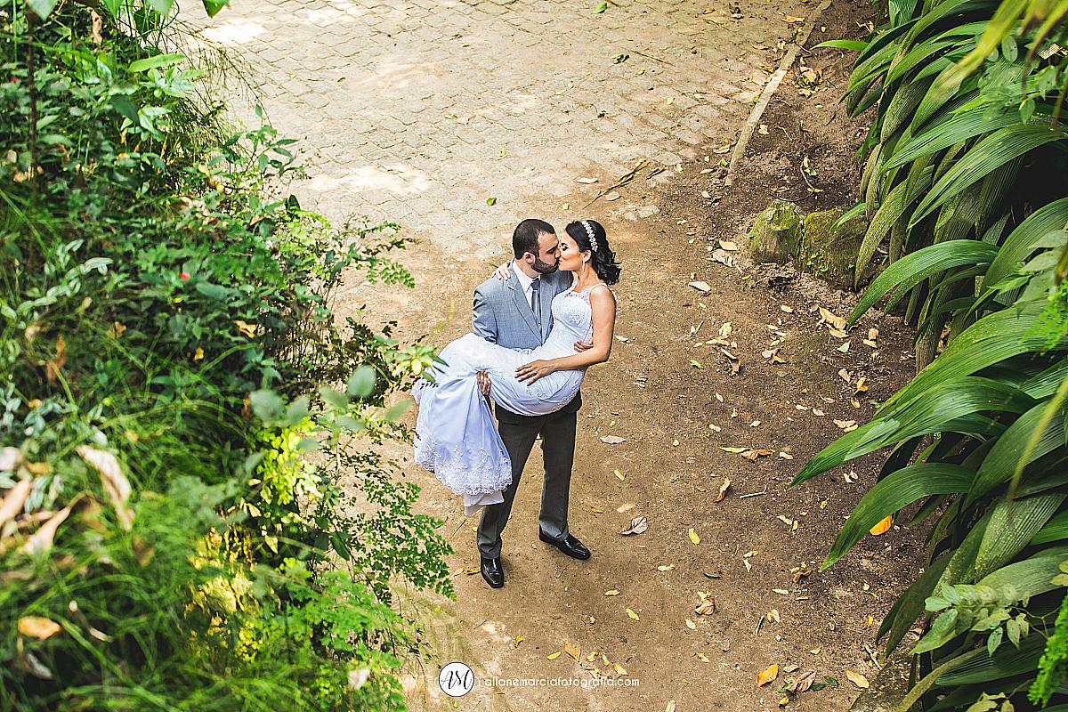 beijo de noivos