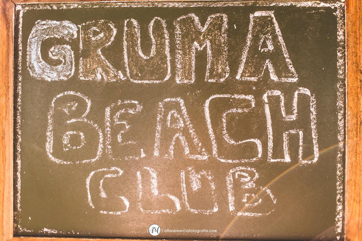 praia de grumari beach