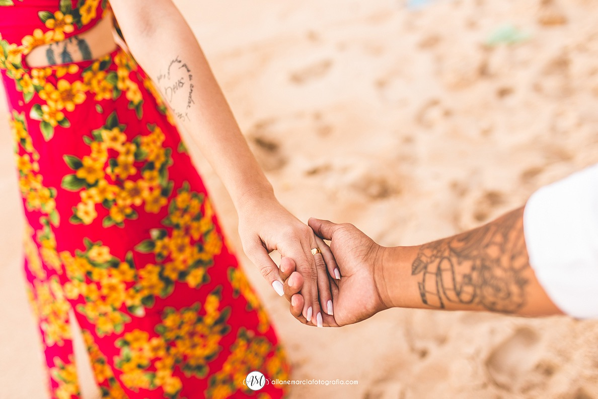 noiva tatuada