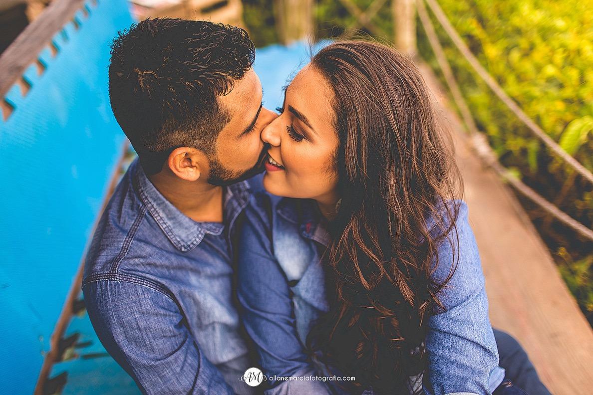 carinho de noivos