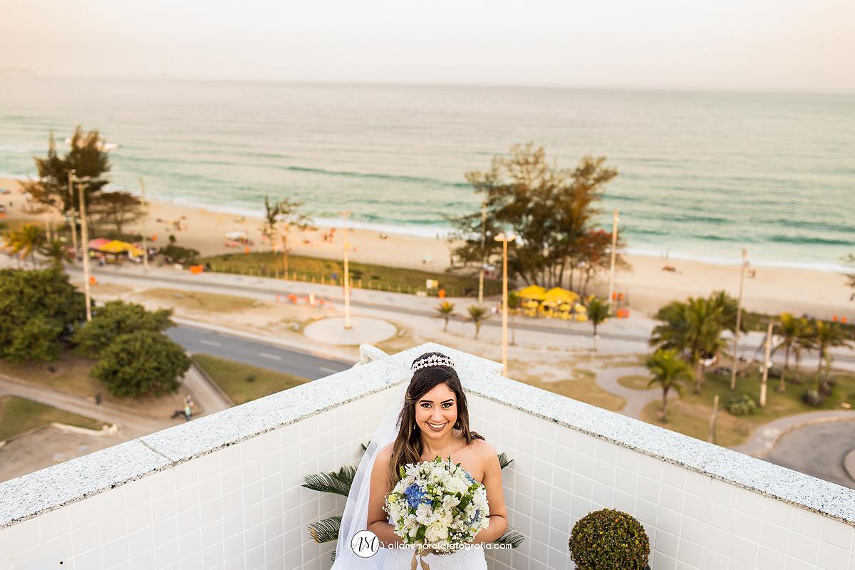 noiva pronta para casar