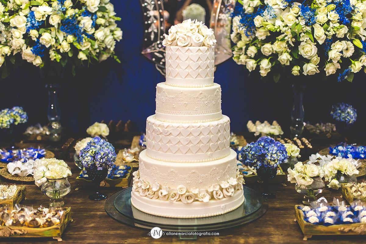 bolo fake de casamento