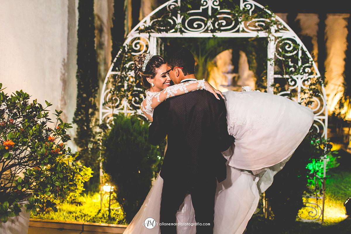 foto criativa para casamento