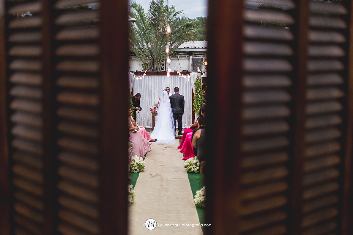 casar em sitio