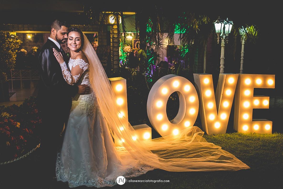 love para casamento