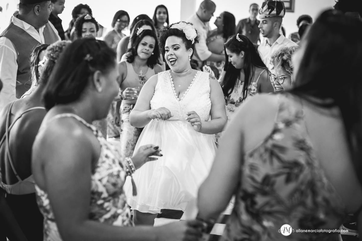 pista de dança no casamento