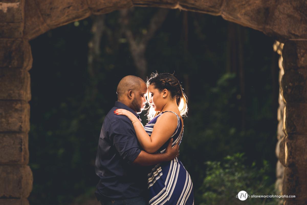 foto criativa de casamento