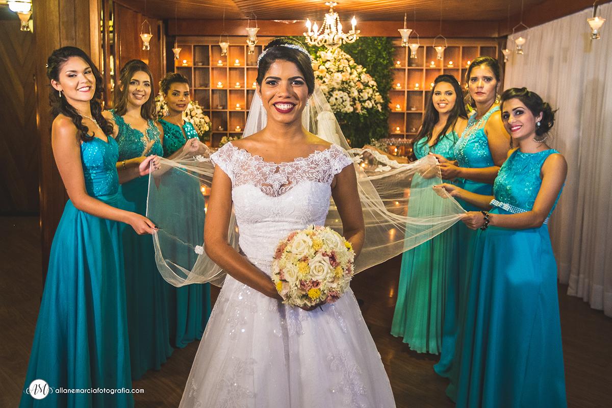 madrinhas de noiva