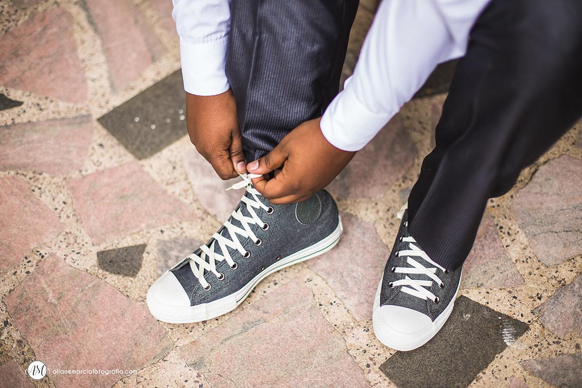 sapato para noivo