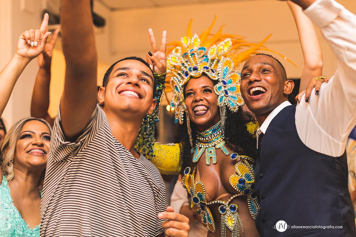 mulatas de escola de samba