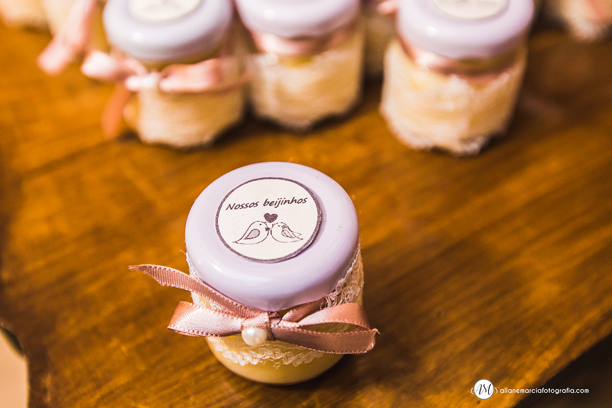 doces para casamento