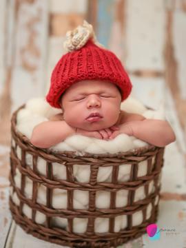 Newborn de Isabela em Cuiabá