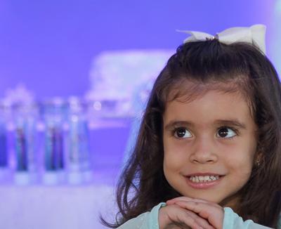 Valentina 3 anos