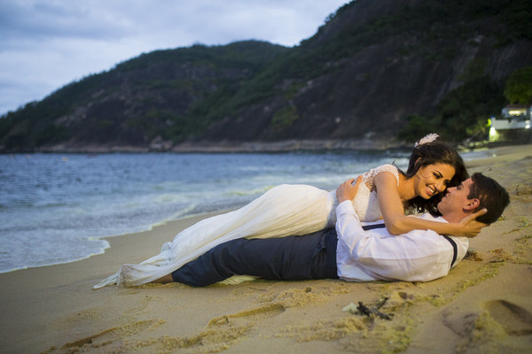 Casamento de Lilian e Pedro