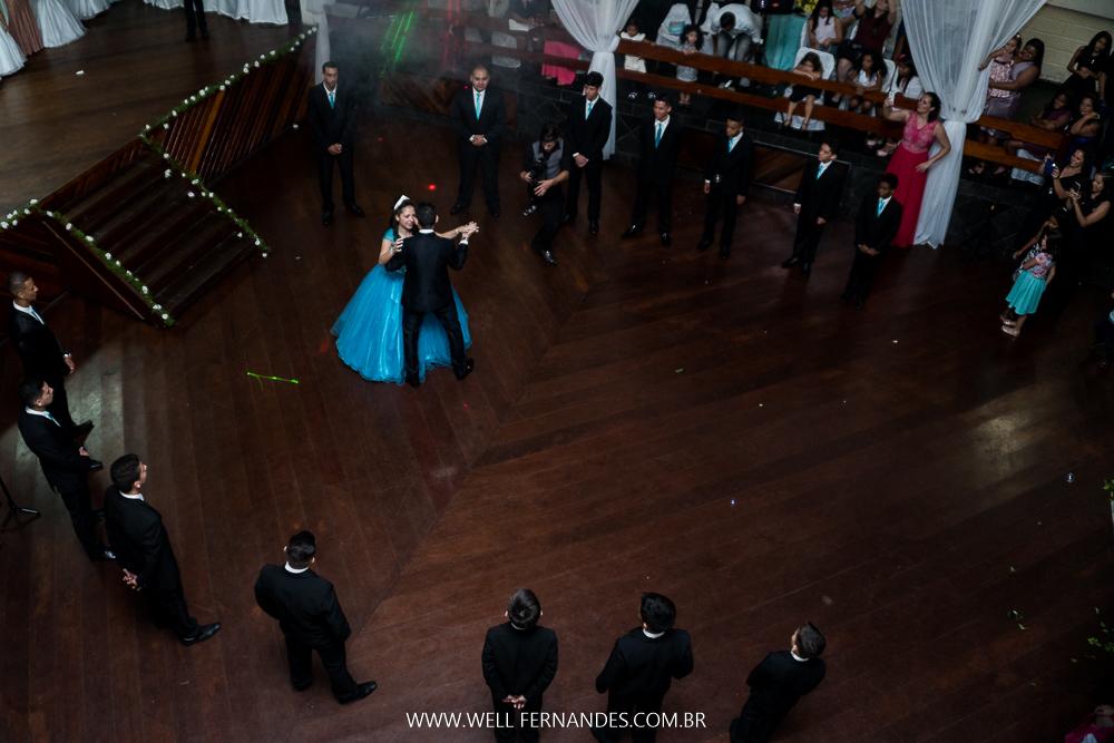 dança com o pai 15 anos