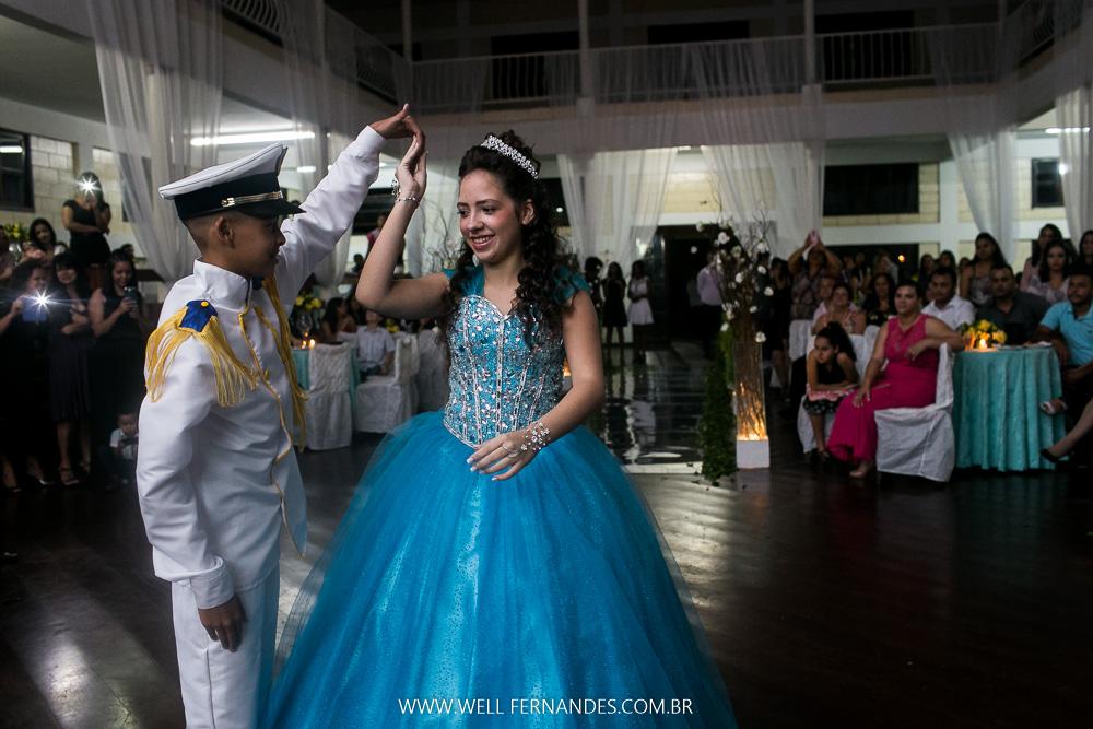 dança com o principe