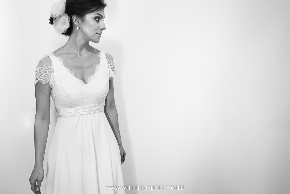 retrato na noiva