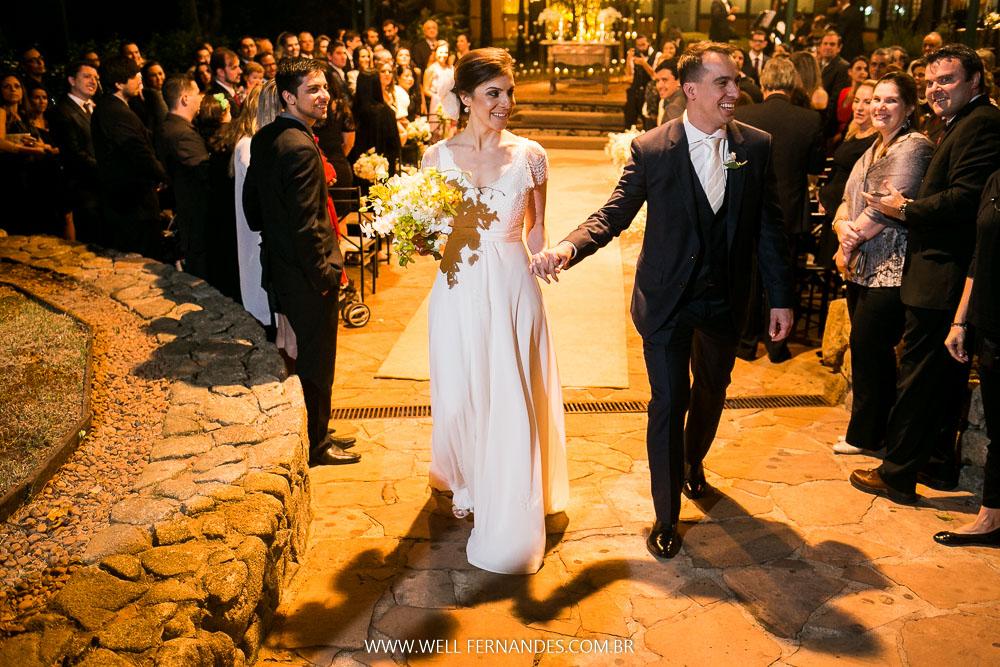 saída nos noivos