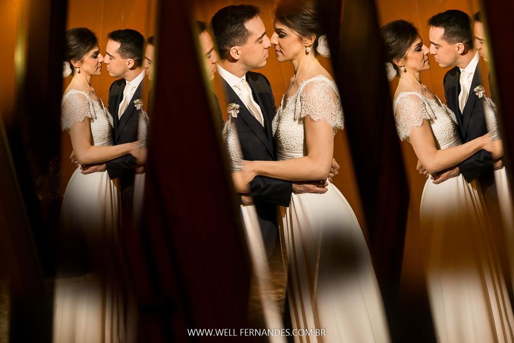 fotografia criativa dos noivos