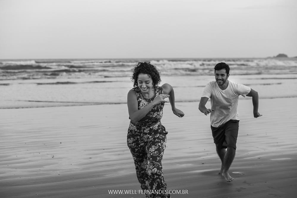 correndo atrás da noiva
