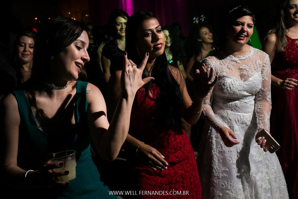 feliciade dos convidados o casamento